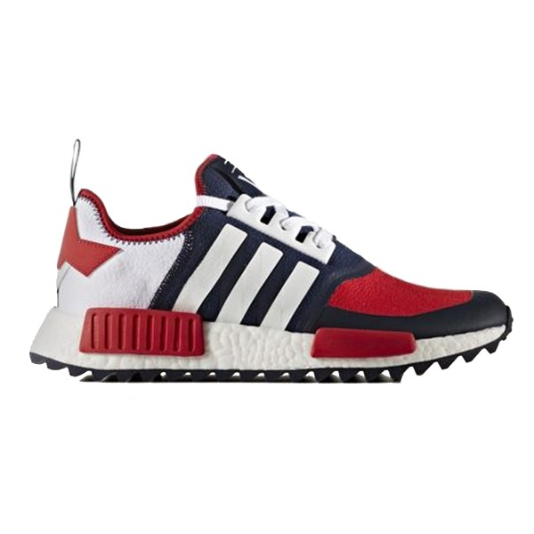 adidas Originals x White Mountaineering NMD Trail Primeknit (Collegiate Navy/Footwear White)