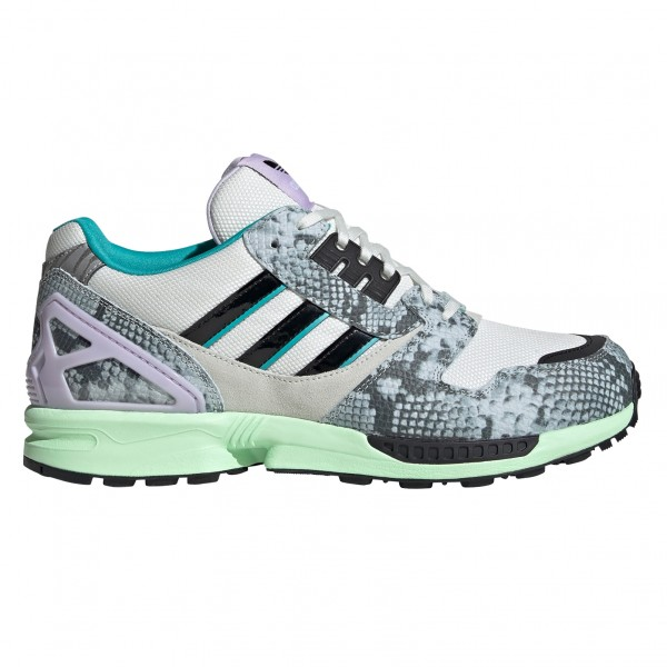 adidas Originals ZX 8000 'Lethal Nights Pack' (White Tint/Core Black/Hi-Res Aqua)