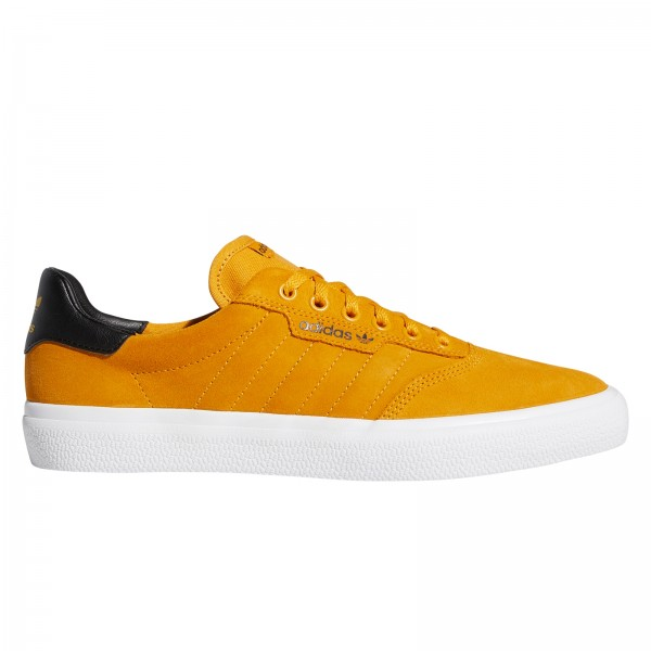 adidas Skateboarding 3MC (Tactile Yellow/Core Black/Footwear White)