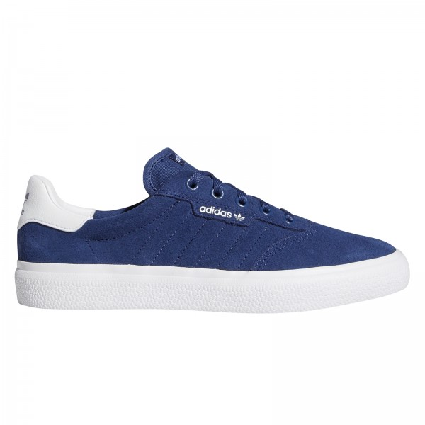 adidas Skateboarding 3MC (Tech Indigo/Footwear White/Gum)
