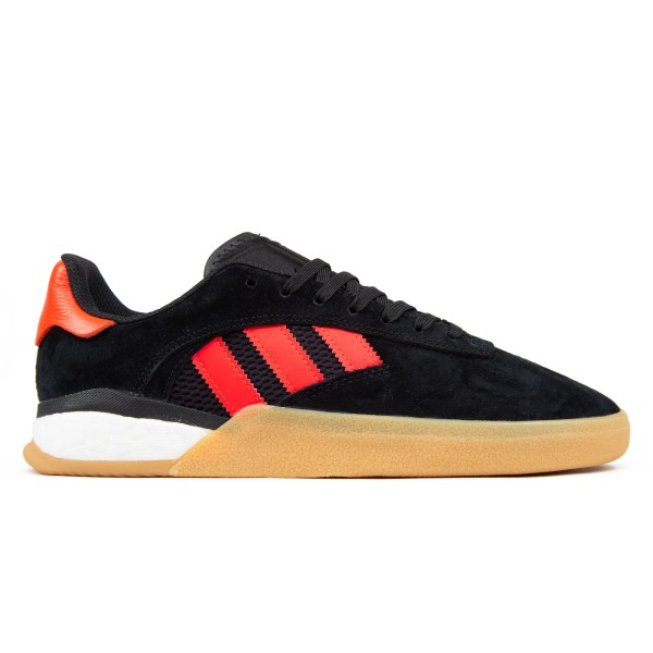 adidas Skateboarding 3ST.004 (Core Black/Solar Red/Footwear White)