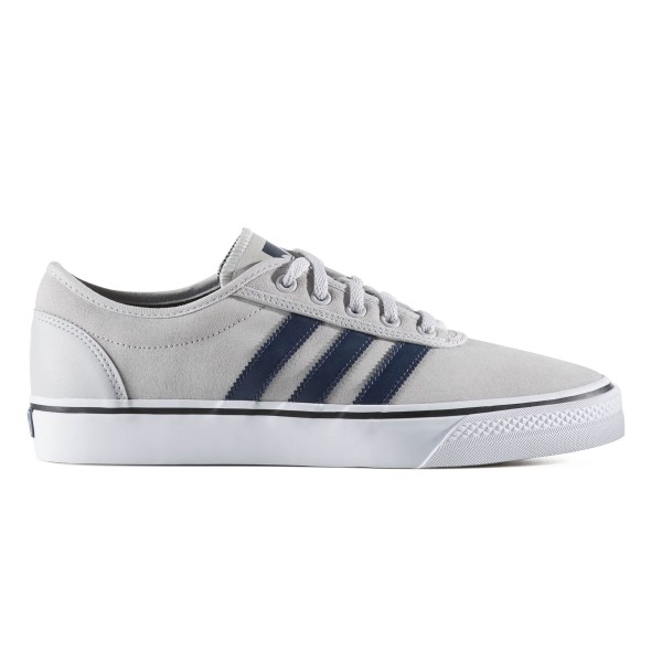 adidas Skateboarding Adi-Ease (Lgh Solid Grey/Collegiate Navy/Footwear White)