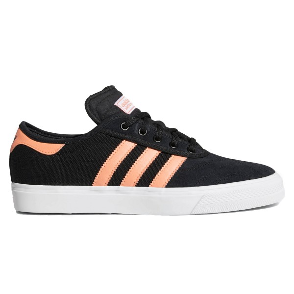 adidas Skateboarding Adi-Ease Premiere (Core Black/Chalk Coral/Footwear White)