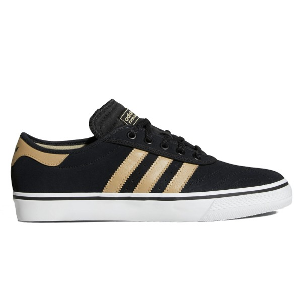 adidas Skateboarding Adi-Ease Premiere (Core Black/Raw Gold/Footwear White)