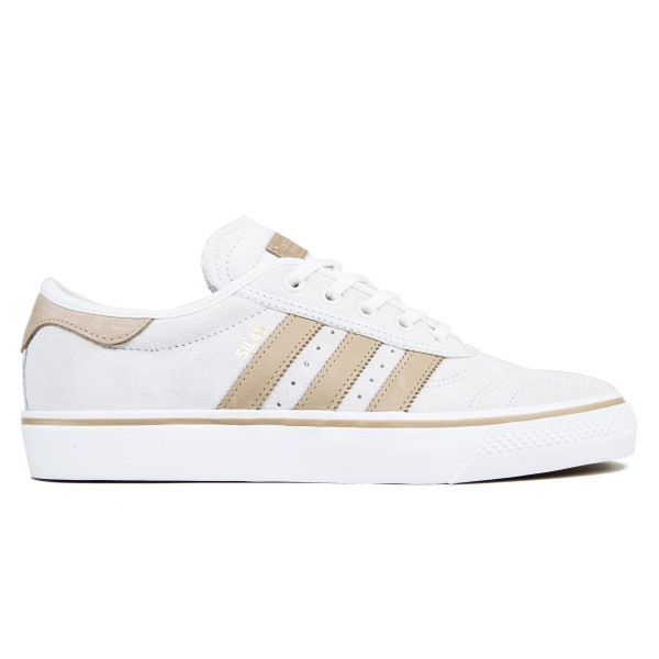 adidas Skateboarding Adi-Ease Premiere (Crystal White/Hemp/Footwear White)