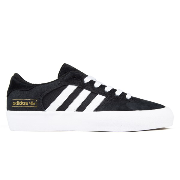 adidas Skateboarding Matchbreak Super (Core Black/Footwear White/Gold Metallic)