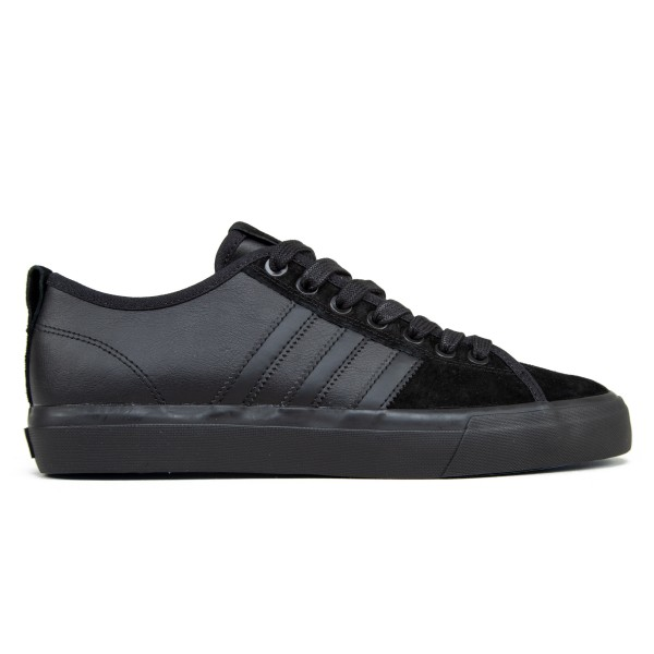 adidas Skateboarding Matchcourt RX Marc Johnson (Core Black/Core Black/Silver Metallic)
