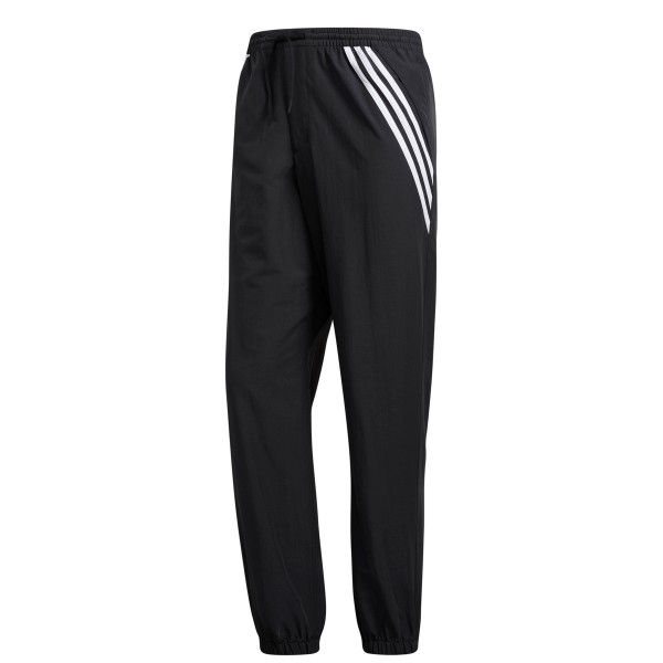 adidas Skateboarding Workshop Pants (Black/White)