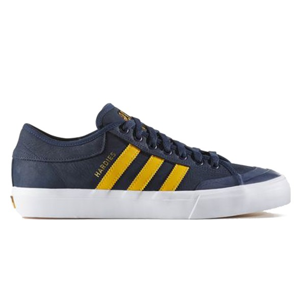 adidas Skateboarding x Hardies Hardware Matchcourt ADV (Collegiate Navy/Customized/Footwear White)