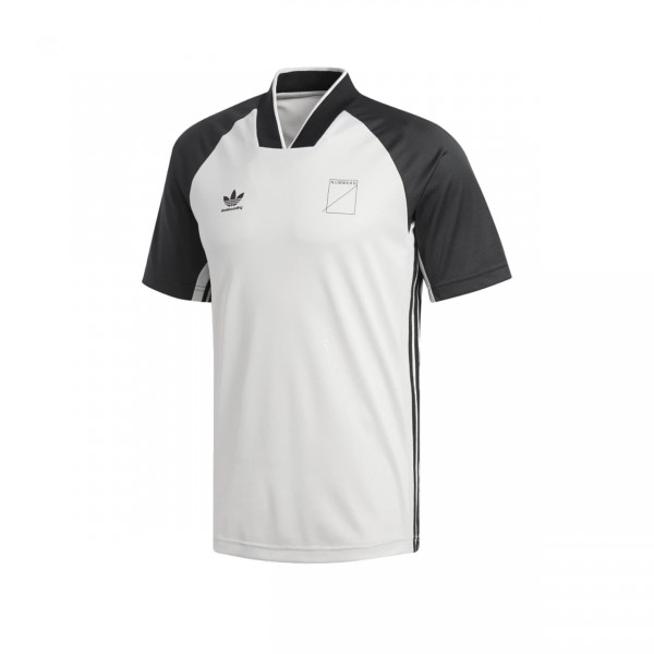 adidas Skateboarding x Numbers Jersey (Black/Grey One/Carbon)