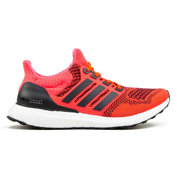 adidas UltraBOOST 1.0 'Solar Red' (Core Black/Core Black/Solar Red)