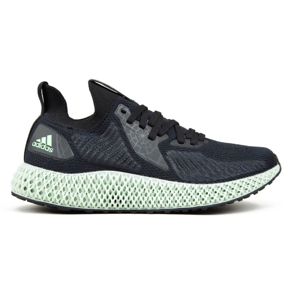 adidas x Star Wars Alphaedge 4D 'Death Star' (Core Black/Footwear White/Clear Onix)
