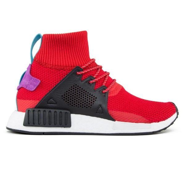 adidias Originals NMD_XR1 Winter (Scarlet/Core Black/Shock Purple)