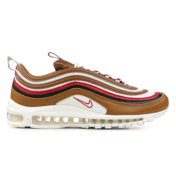 Nike Air Max 97 TT Premium 'Pull Tab' (Ale Brown/Sail-Gym Red-Black)
