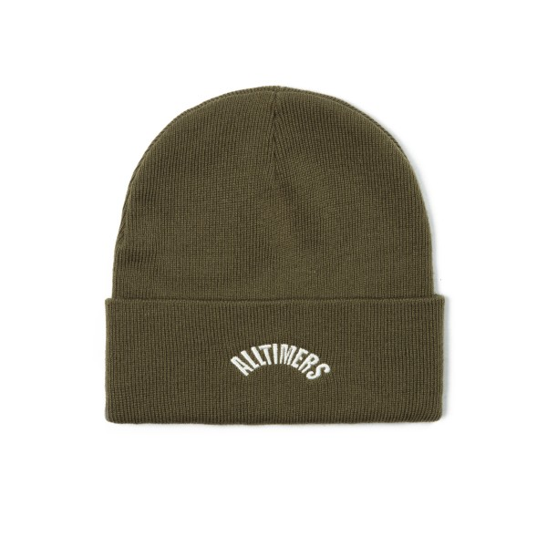 Alltimers Arch Beanie (Olive)