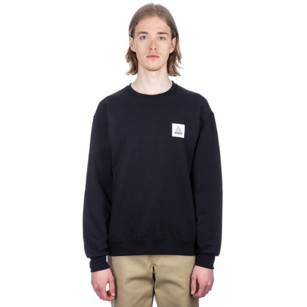 Alltimers Be Kind Crew Neck Sweatshirt (Black)