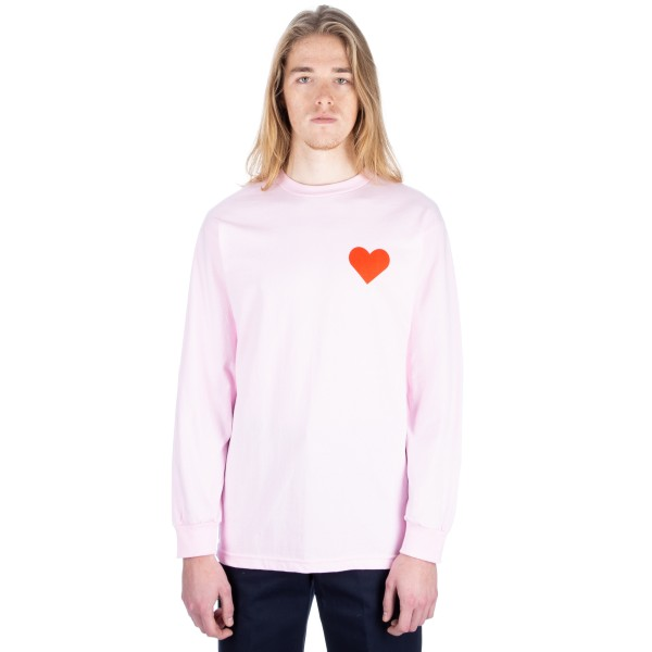 Alltimers Dustin Long Sleeve T-Shirt (Pink)