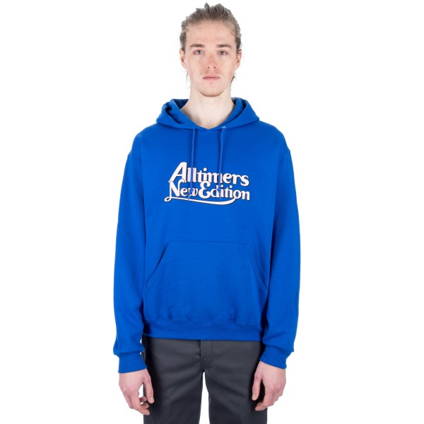 Alltimers New Edition Pullover Hooded Sweatshirt (Blue)