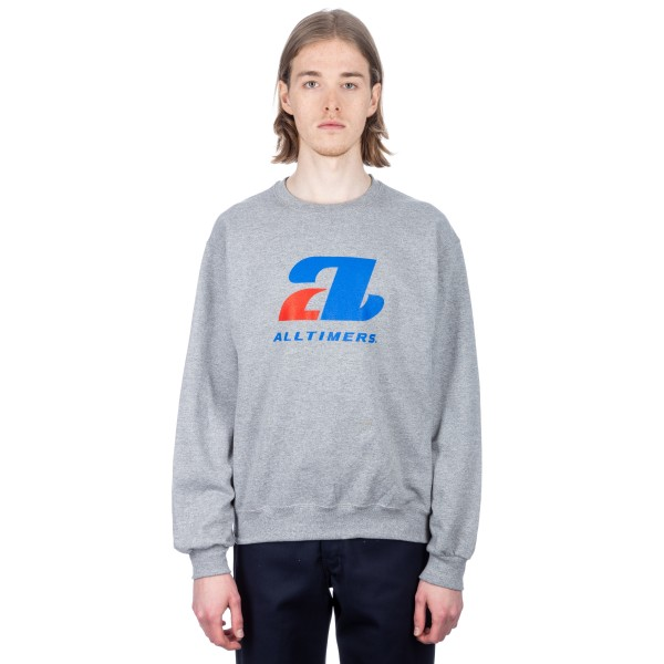Alltimers Russ Crew Neck Sweatshirt (Grey)