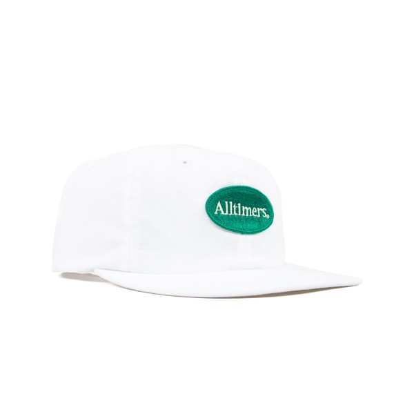 Alltimers Simple Cap (White)