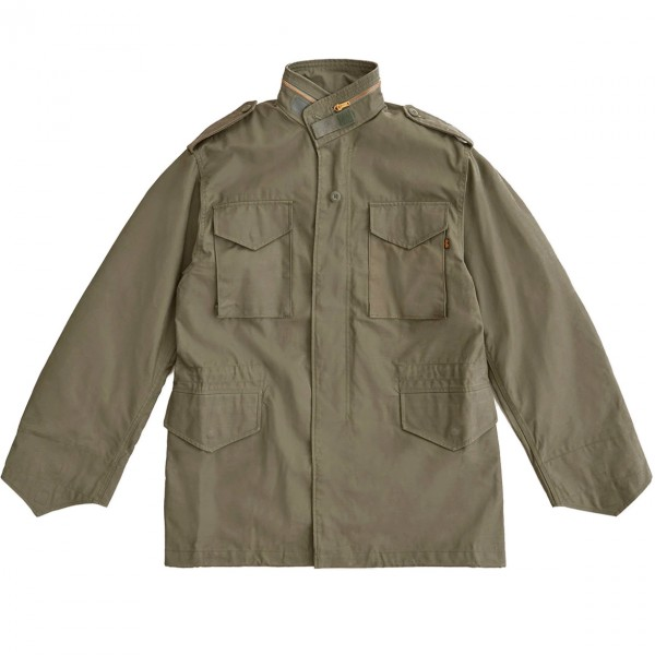 Alpha Industries M-65 Field Jacket (Olive)