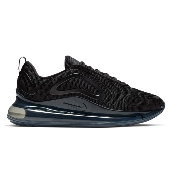 Nike Air Max 720 'Black Mesh' (Black/Black-Anthracite)