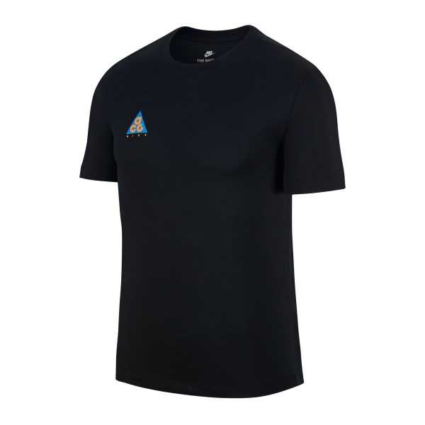 Nike ACG T-Shirt (Black/Bright Mandarin)