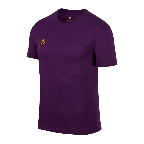 Nike ACG T-Shirt (Night Purple/Bright Mandarin)