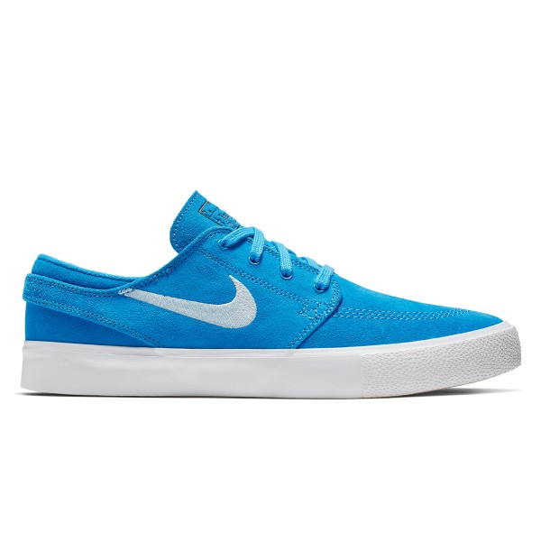 Nike SB Zoom Stefan Janoski RM (Light Photo Blue/Light Armory Blue-Black-Black)