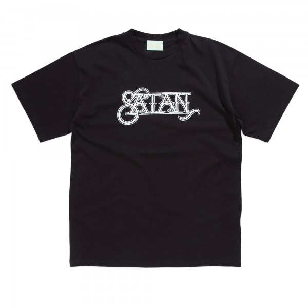 Aries Satan T-Shirt (Black)