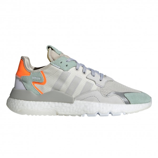 adidas Originals Nite Jogger 'Rose Mint' (Raw White/Grey One/Vapour Green)