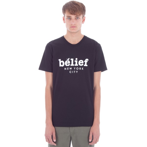 Belief Market T-Shirt (Black)
