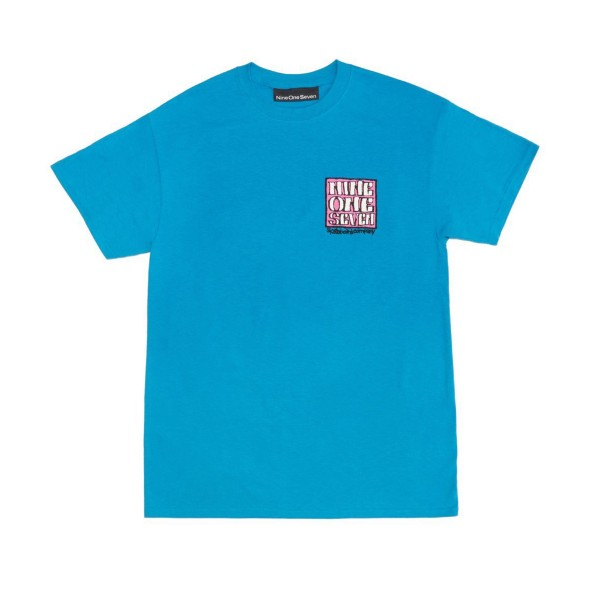 Call Me 917 Old Deal T-Shirt (Blue)