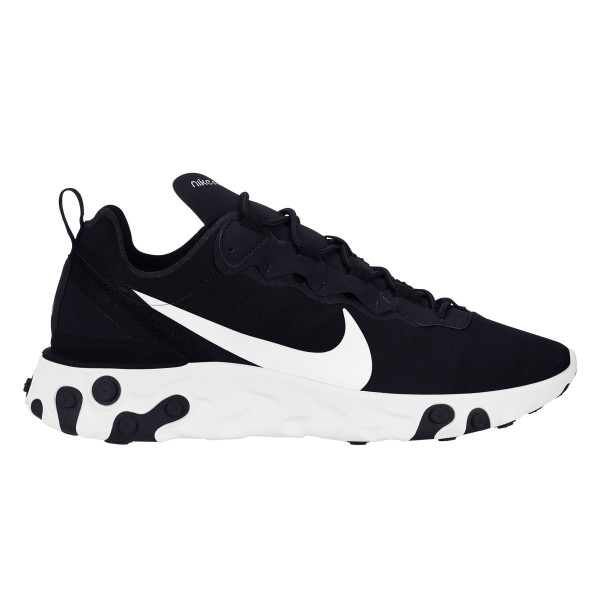 Nike React Element 55 (Black/White)
