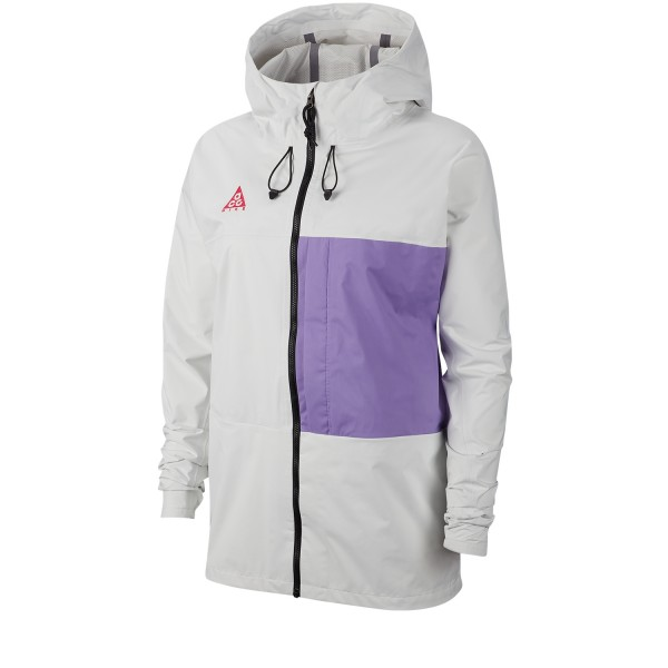 Nike ACG 2.5L Packable Jacket (Summit White/Space Purple)