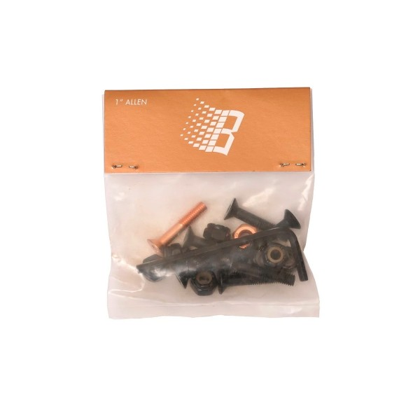"Bronze 56k 1"" Allen Bolts"
