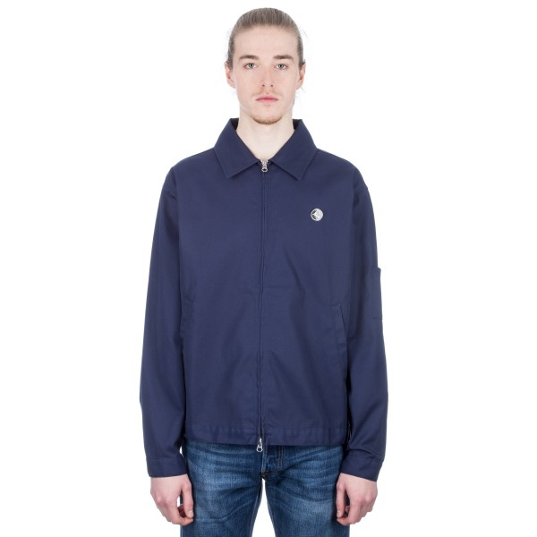 by Parra Amsterdam Garage Jacket (Navy Blue)