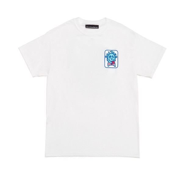 Call Me 917 Life Coach T-shirt (White)