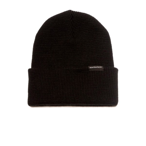 Call Me 917 Logotype Beanie (Black)