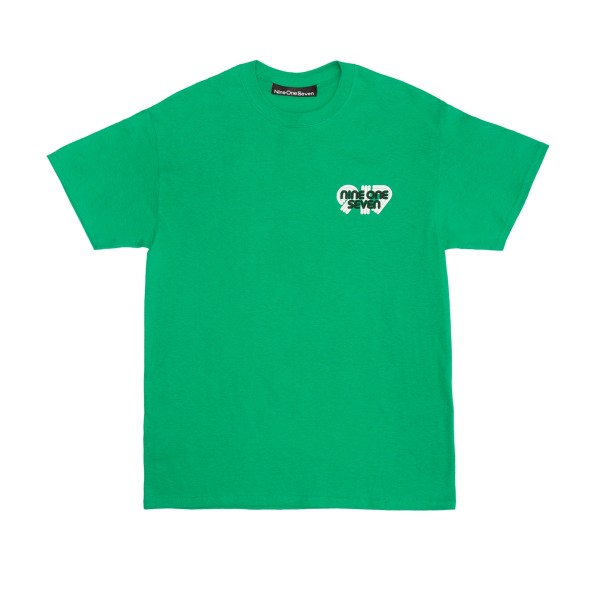 Call Me 917 Swiss Alps T-Shirt (Green)