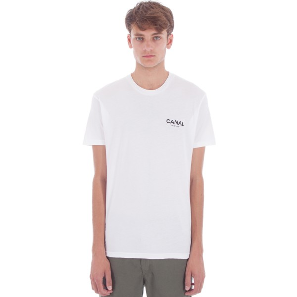 Canal Festival T-Shirt (White)