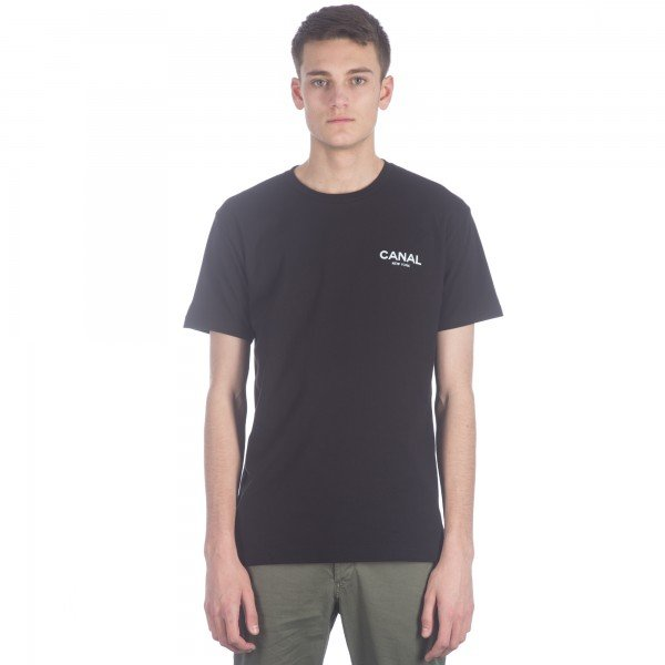 Canal Film Festival T-Shirt (Black)