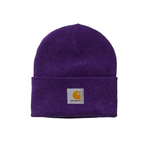 Carhartt Acrylic Watch Beanie (Frosted Viola)