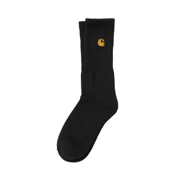 Carhartt Chase Socks (Black/Gold)