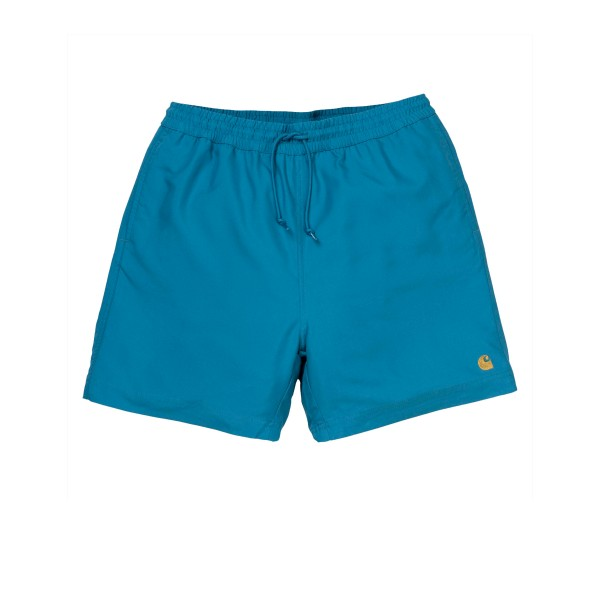 Carhartt Chase Swim Trunks (Pizol/Gold)