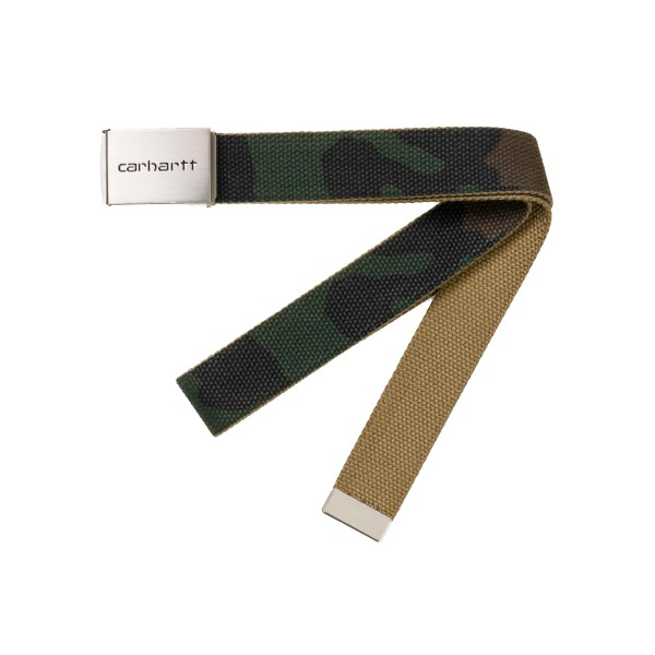 Carhartt Chrome Clip Belt (Camo Laurel)