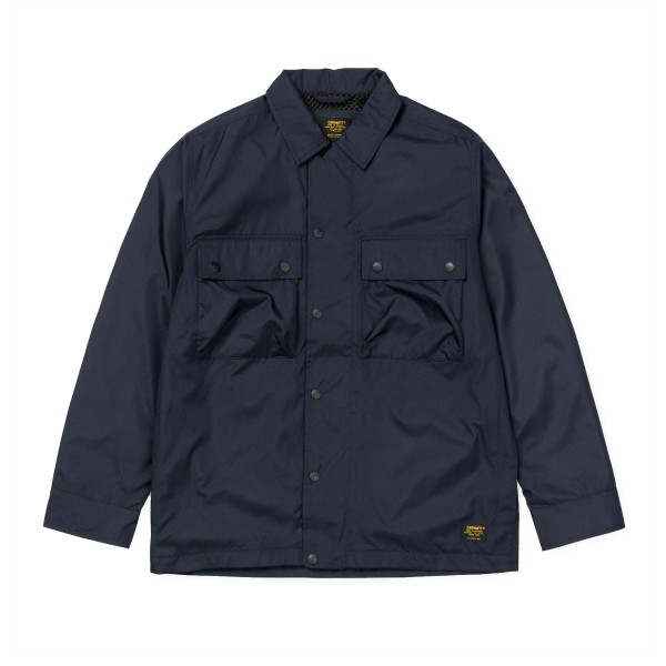 Carhartt Fargo Shirt Jacket (Dark Navy)