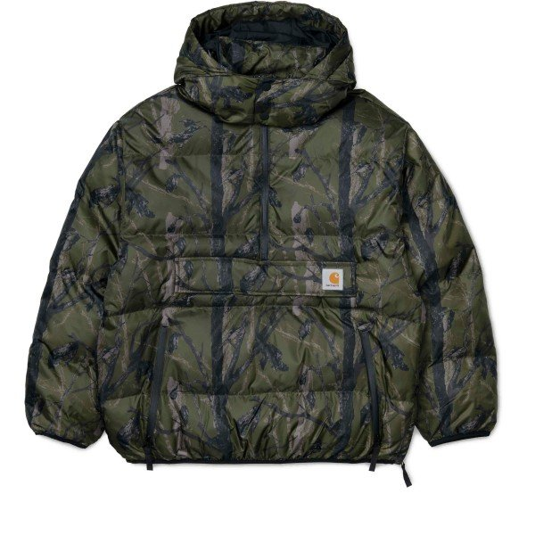 Carhartt Jones Pullover Jacket (Green Camo Tree)