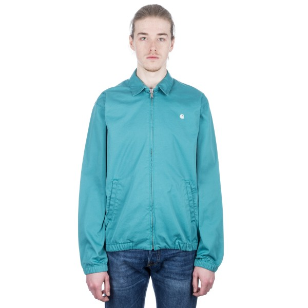 Carhartt Madison Jacket (Soft Teal/White)