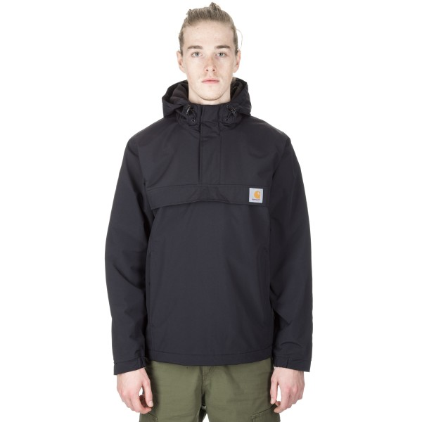 Carhartt Nimbus Pullover Hooded Jacket (Black)